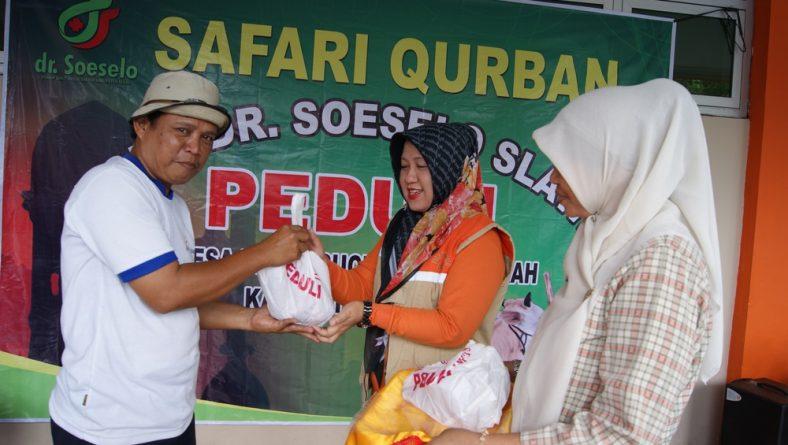 Safari Qurban Dan Santunan Untuk Anak Yatim