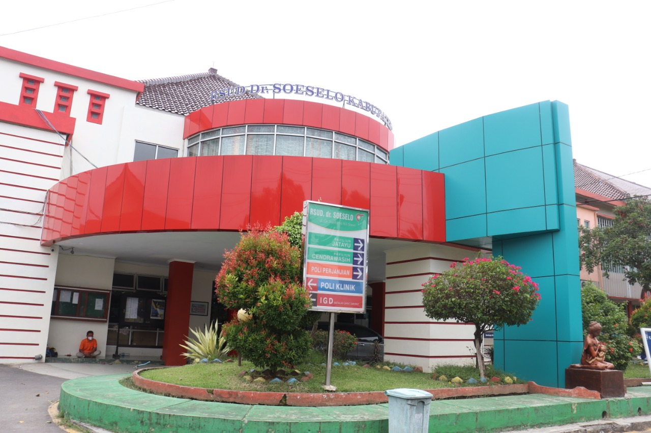 RSUD dr Soeselo